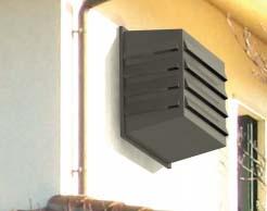 Arredamenti moderni come coprire il motore esterno dei for Condizionatori senza motore esterno silenziosi