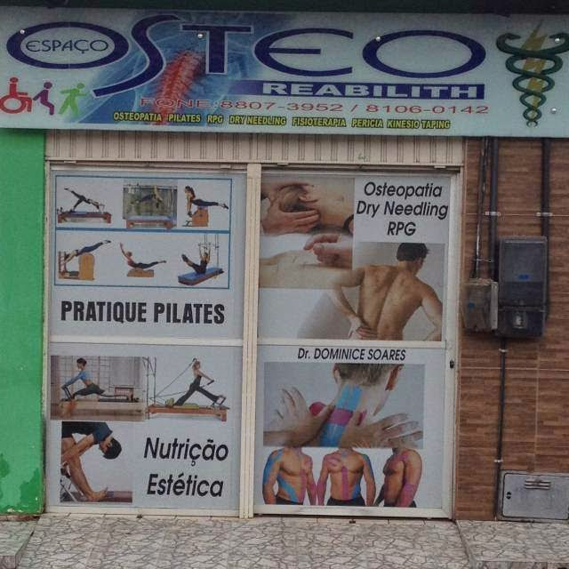 ESPAÇO OSTEO REABILITH