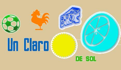 Un claro de sol