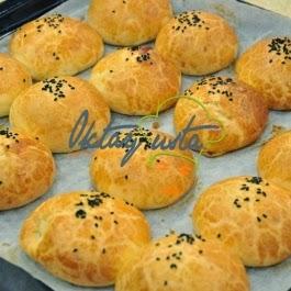 Taze Peynirli Poğaça Tarifi