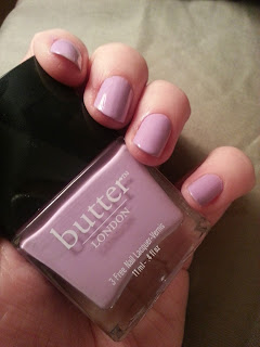Molly Coddled Butter London Spring Summer 2013