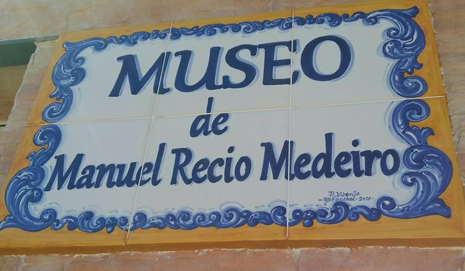 Placa Fachada del Museo.