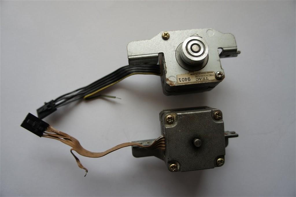 Myinternetofthings Rewirering 5 Wire Unipolar Stepper