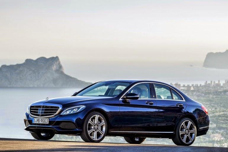 новые Mercedes-Benz