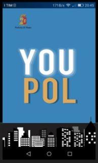 YOU POL l'applicazione