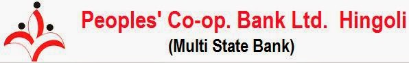Peoples Co-operative Bank Ltd., Hingoli
