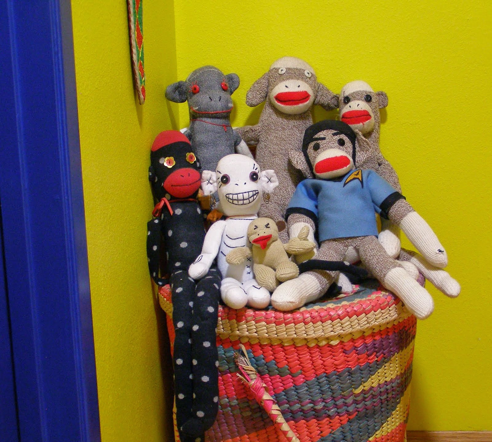 SockMonkey Party