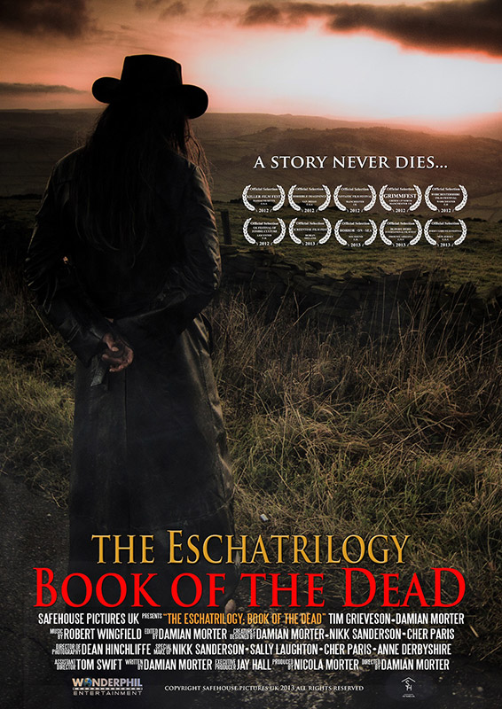 book of the dead the eschatrilogy