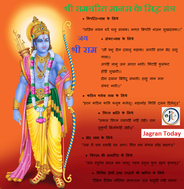 Shree Raamcharit Maanas ke Siddh Mantra