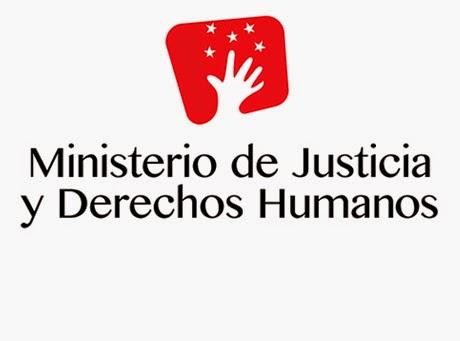 Profesionales varios varias ciudades for Ministerio popular de interior y justicia