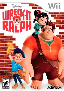 Rapphờ Đập Phá - Wreck It Ralph