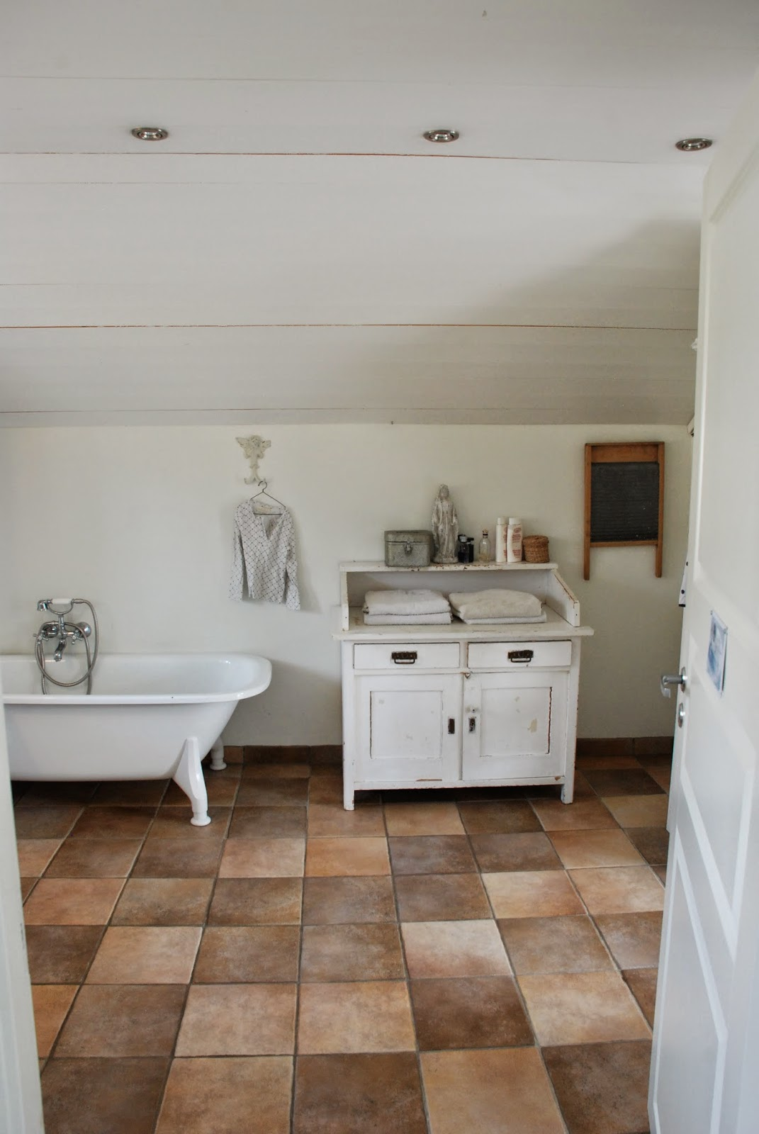 shabby chic interior campagne countryliving
