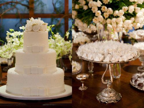 decoracao branca e verde para casamento : decoracao branca e verde para casamento: Cecílio Neto : Nosso Casamento!: Decoração branca para casamentos