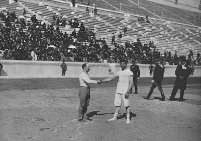 Final de lucha Atenas 1896