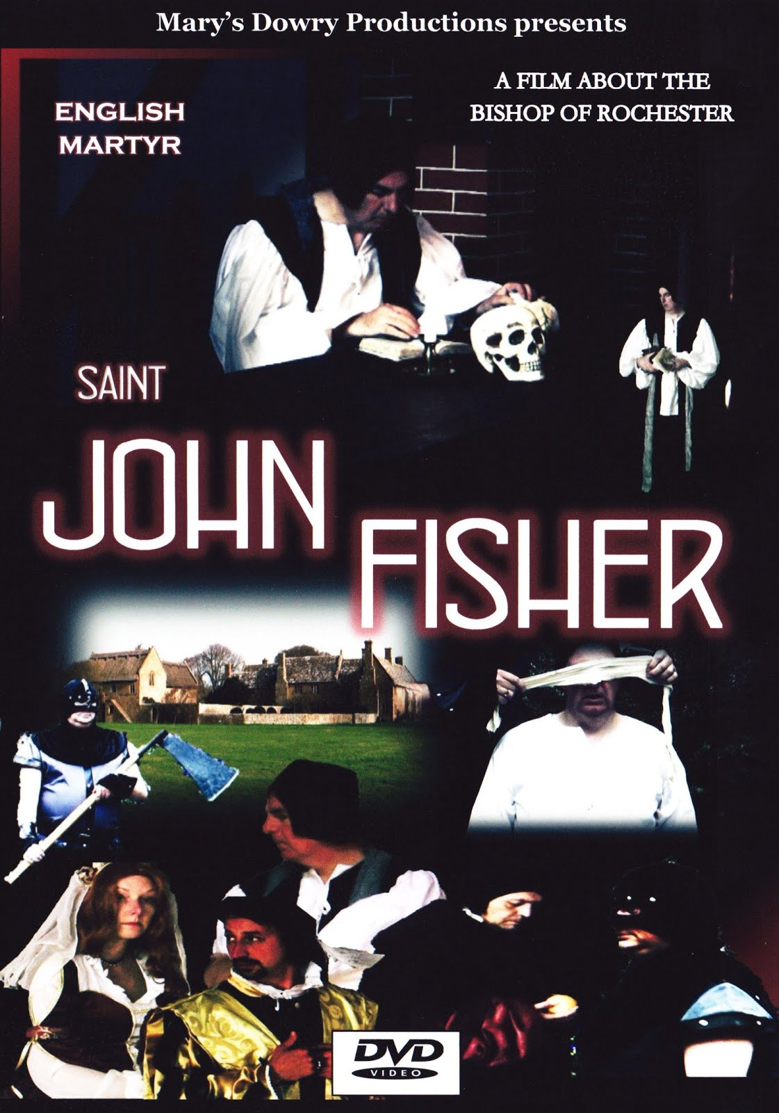 Saint John Fisher DVD