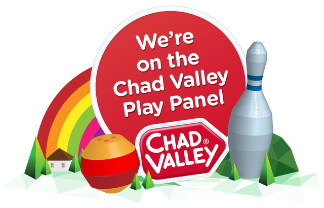 Chad Valley Play Panel