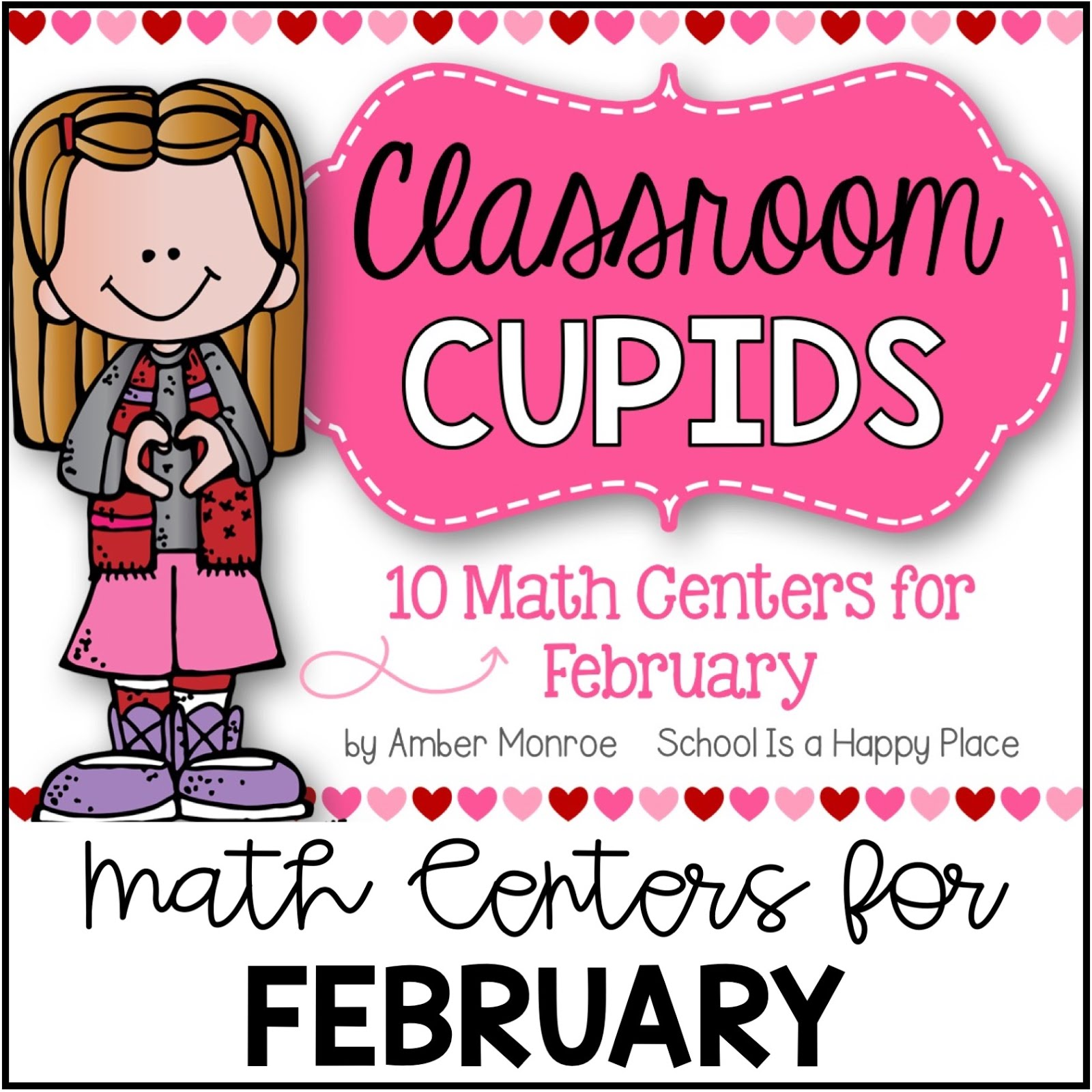 Math Centers for February