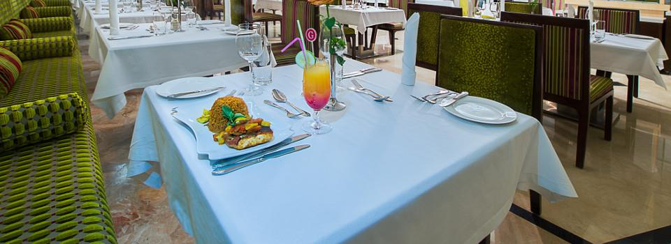 The George, Lagos, dining