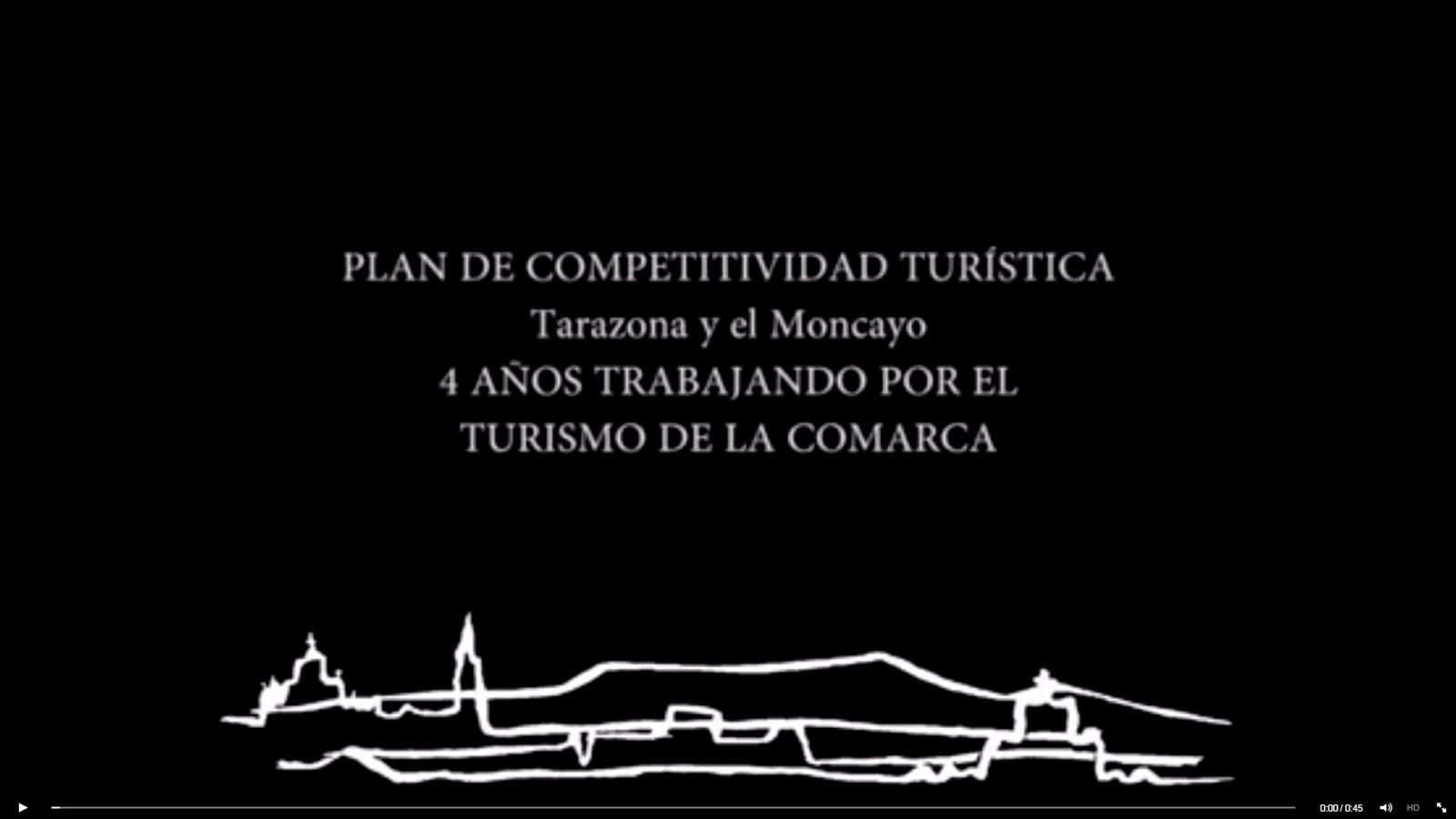 Acciones del Plan de Competitividad Turística de la Comarca de Tarazona y el Moncayo