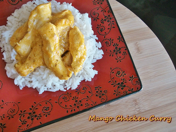 Momma Told Me: Omaha Chicken Breasts: Mango Curry +Spicy Obrien ...