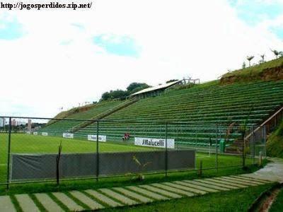 6. Estadio Janguito Malucelli (Brasil)