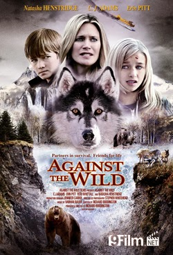 Againts The Wild 2014 poster