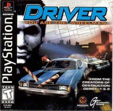 Driver - PS1 - ISO Download