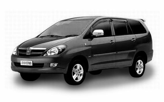 Rental Mobil Bandung Toyota Grand Innova