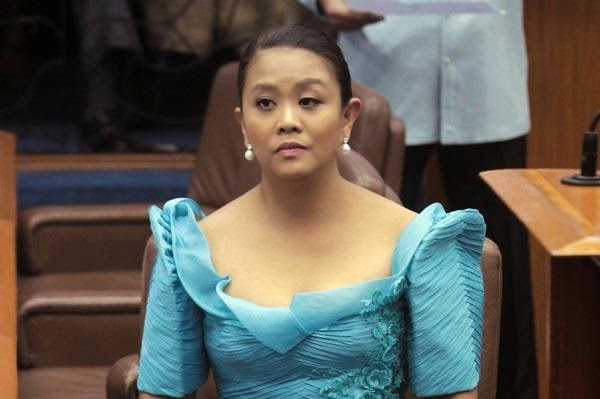 Nancy Binay clarifies involvement in cakes given to Makati senior citizens