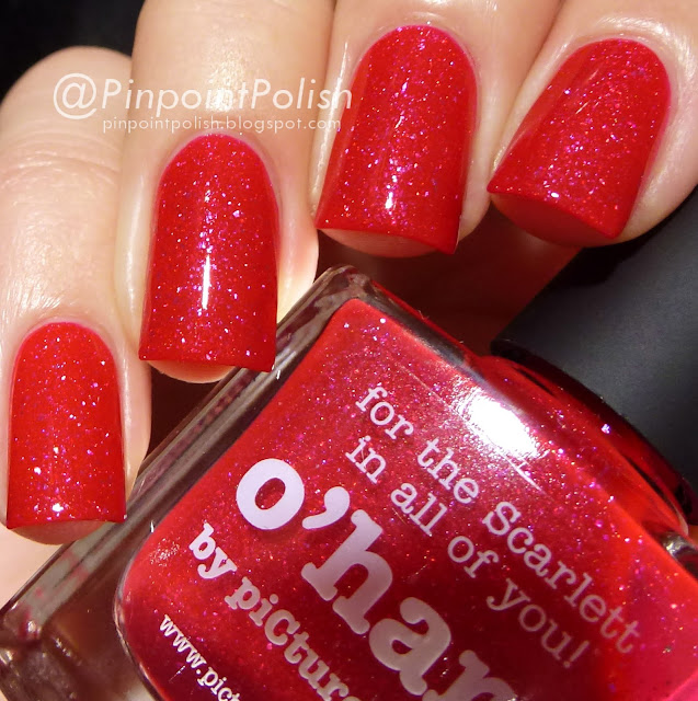 Picture Polish, O'Hara, opulence shade, swatch