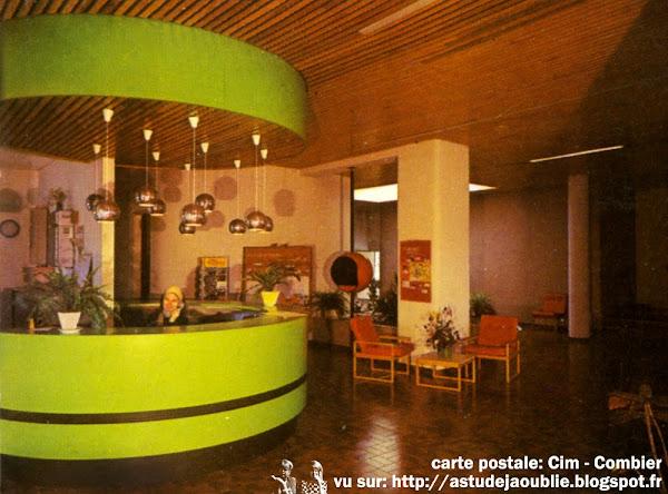 """astudejaoublie - La Grande Motte - Village vacances """"Les Cyclades""""  Architectes: Jean De Richemond et Paul d'Outreligne  Construction:"""