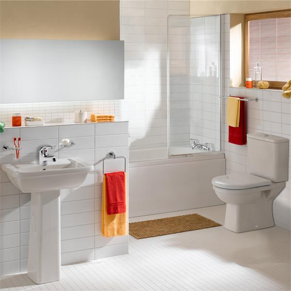 Anyten 10 chinese feng shui tips for good luck for Bathroom cleaning ideas
