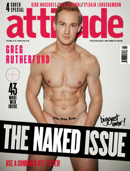 Greg Rutherford attitude
