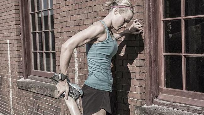 Konektivitas... Timex Ironman satu GPS + memiliki fitur SOS untuk ketika Anda menarik otot atau memerlukan bantuan