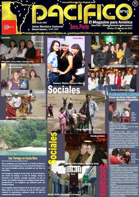Revista Pacífico Nº 16 parte 3era