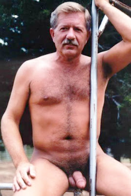 vintage gay dad - naked oldy - vintage dad