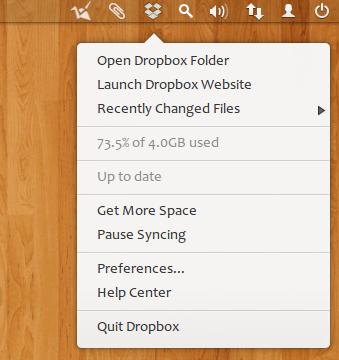 how to change dropbox name