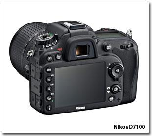В США Nikon D7100 будет стоить 1200 долларов