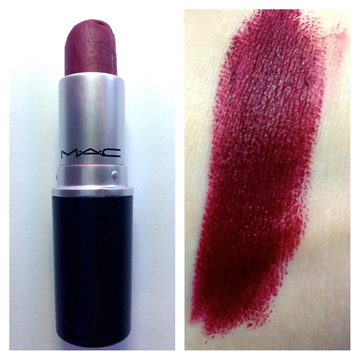 Basics By Morgan: MAC Diva Lipstick