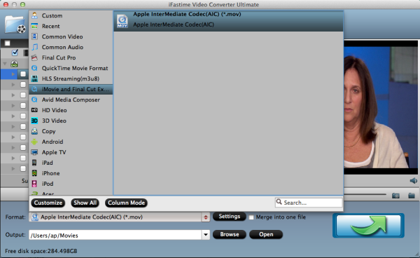 imovie how to cut audio