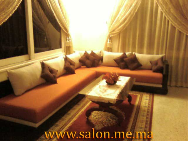 Décoration Salon Marocain Moderne: Salon marocain moderne