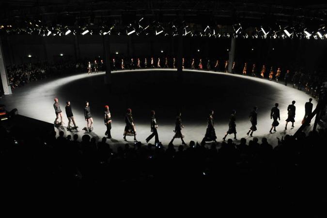 Givenchy otoño-invierno 2013/14