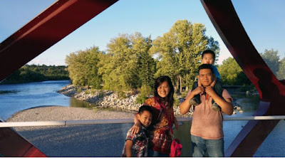 Testimoni Ivan Christian - Calgary Canada