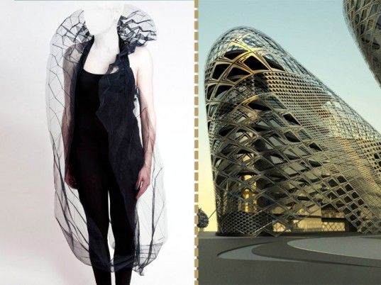 new D.A.Y: FASHITECTURE 101 (ARCHITECTURE MEETS FASHION)