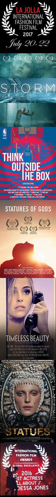 LA JOLLA INT. FASHION FILM FESTIVAL