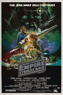 poster Star Wars V