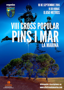 8º Cross Popular Pins i Mar 2016