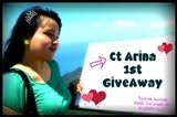 Ct Arina 1st GiveAway