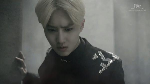 EXO-M Overdose Suho