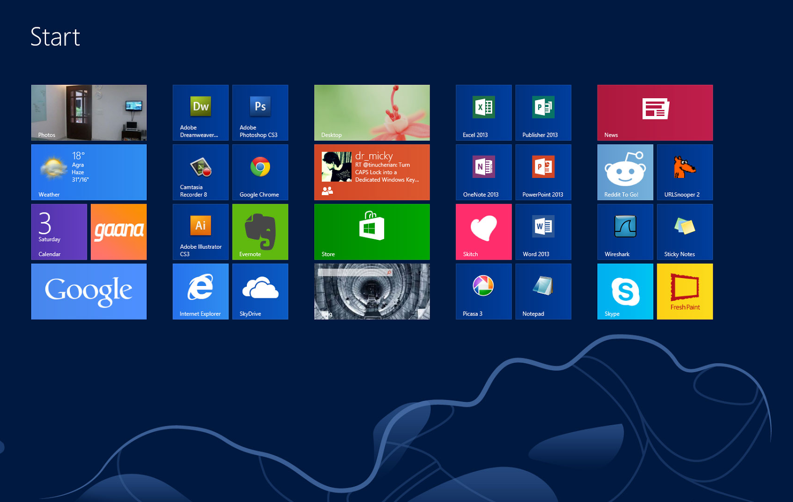 Windows 8 Icon Pack For Windows 7 Windows 8 Transformation Pack